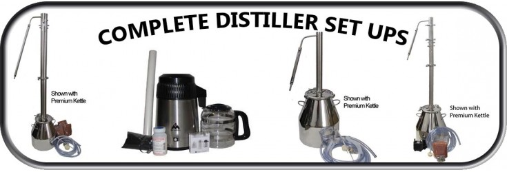 Complete Distillers