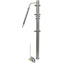 Essential Extractor Gin Series Stainless Steel Column