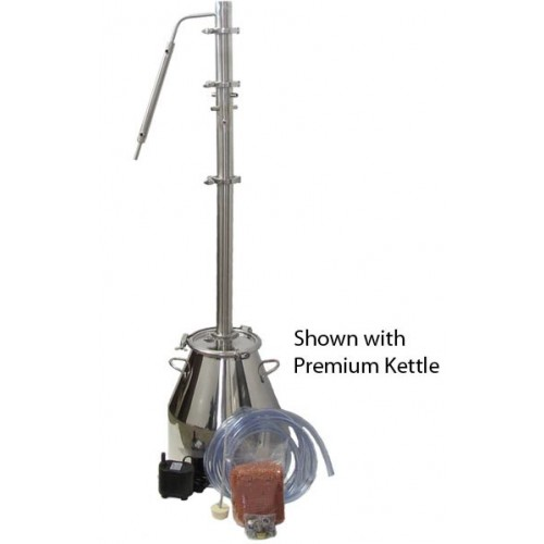Essential Extractor Gin Series Complete Setup