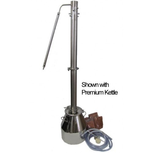 Essential Extractor Pro Series II High Capacity Complete Setup